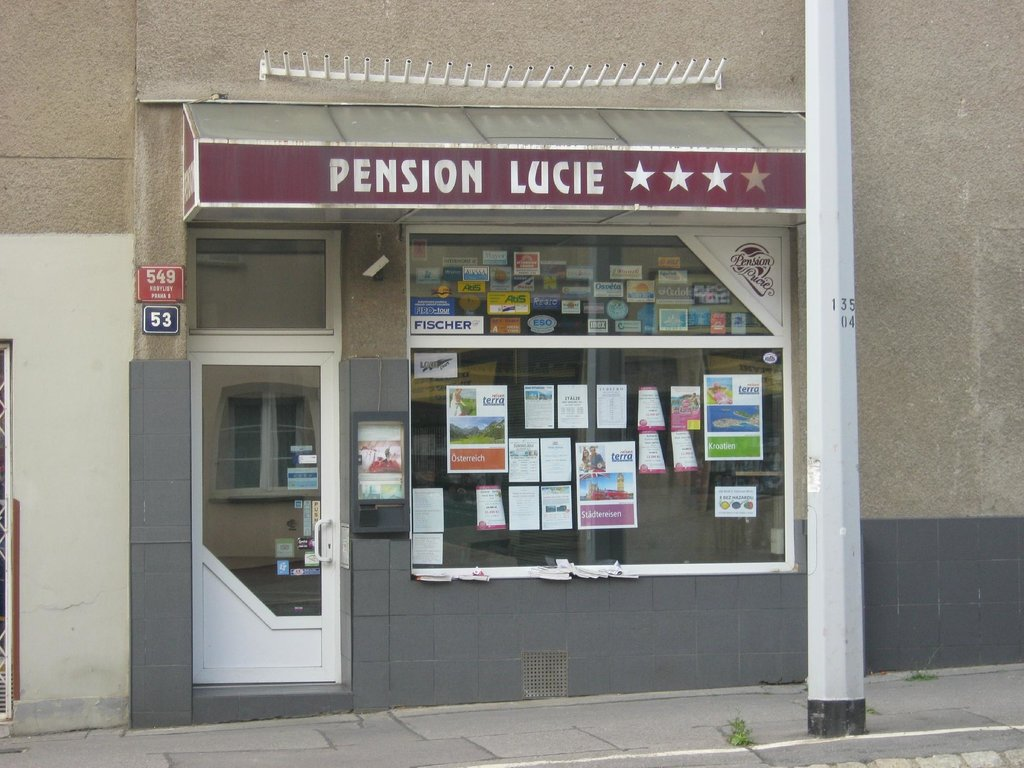 Pension Lucie