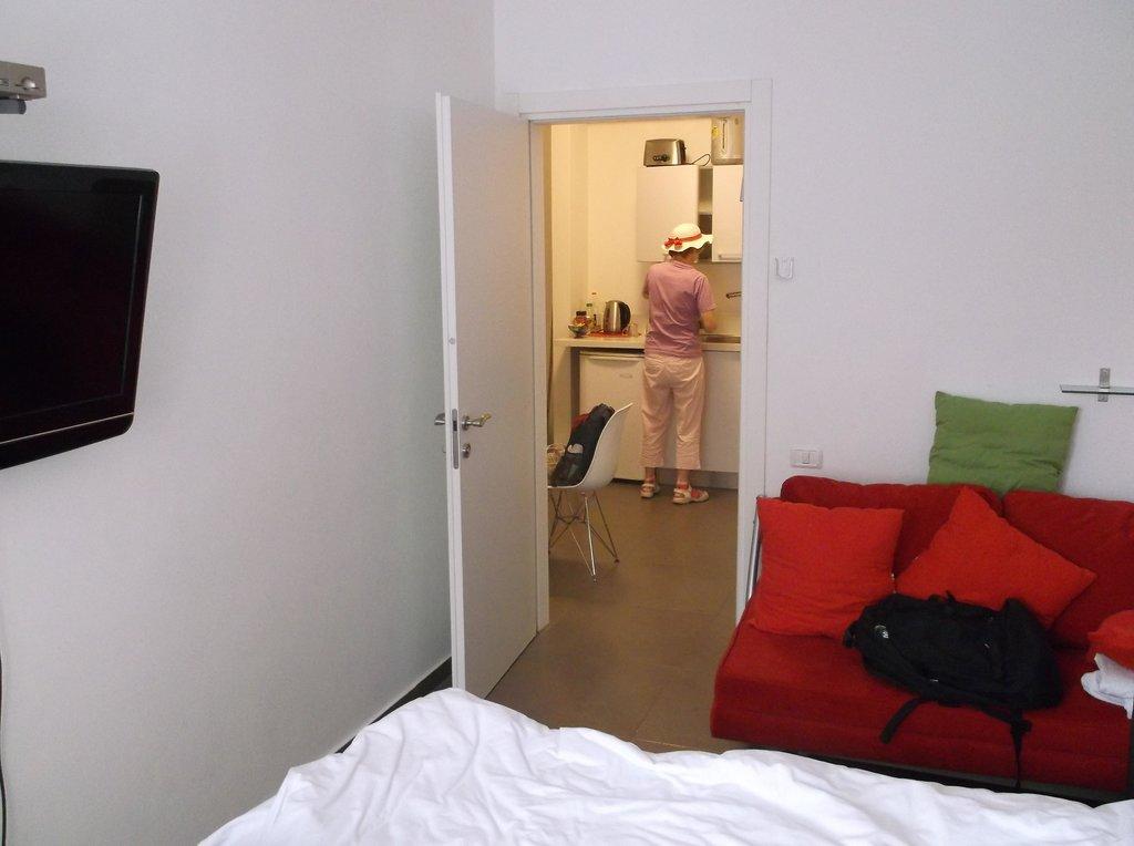 Villa Bezalel Apartments