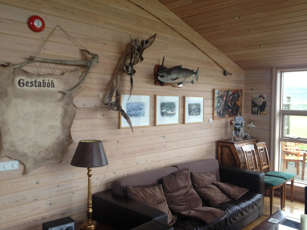 ‪Eyjar Fishing Lodge‬