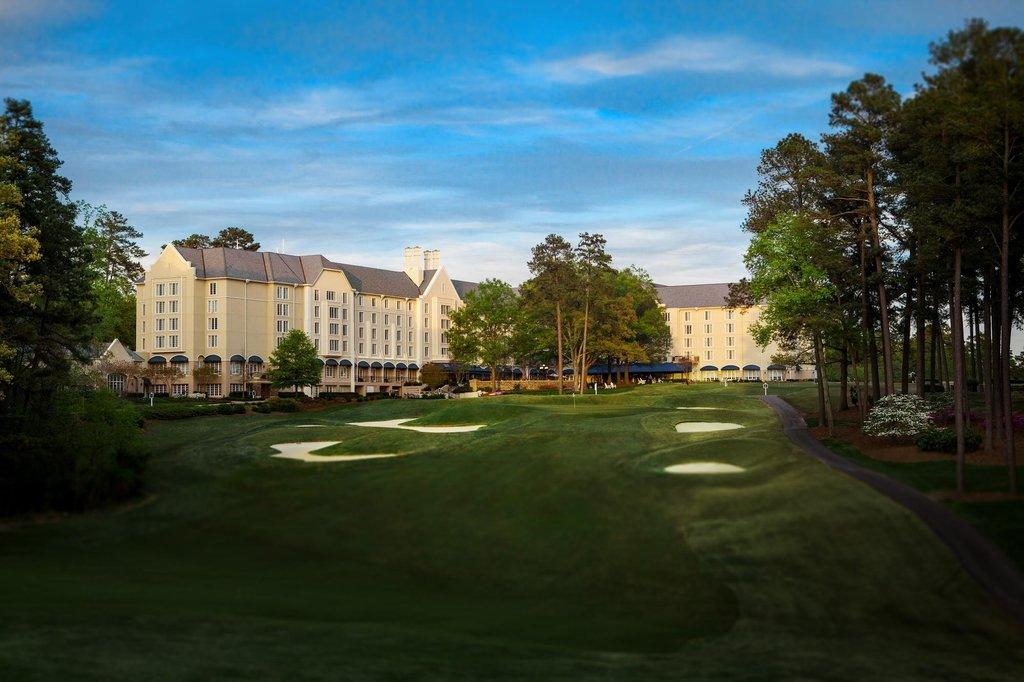 華盛頓公爵高爾夫俱樂部飯店