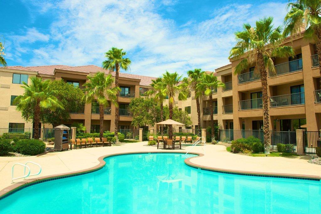 棕榈沙漠万怡酒店