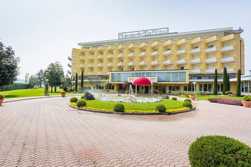Hotel Abano Leonardo Da Vinci Terme & Golf