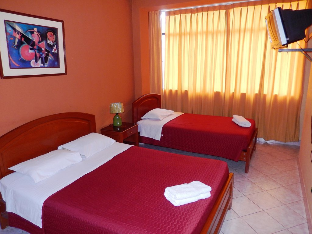 Hotel Mediterraneo Chiclayo