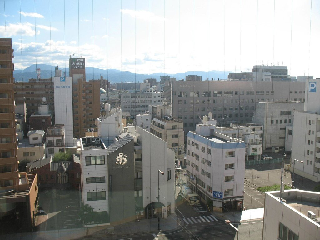 Matsuyama City Hotel