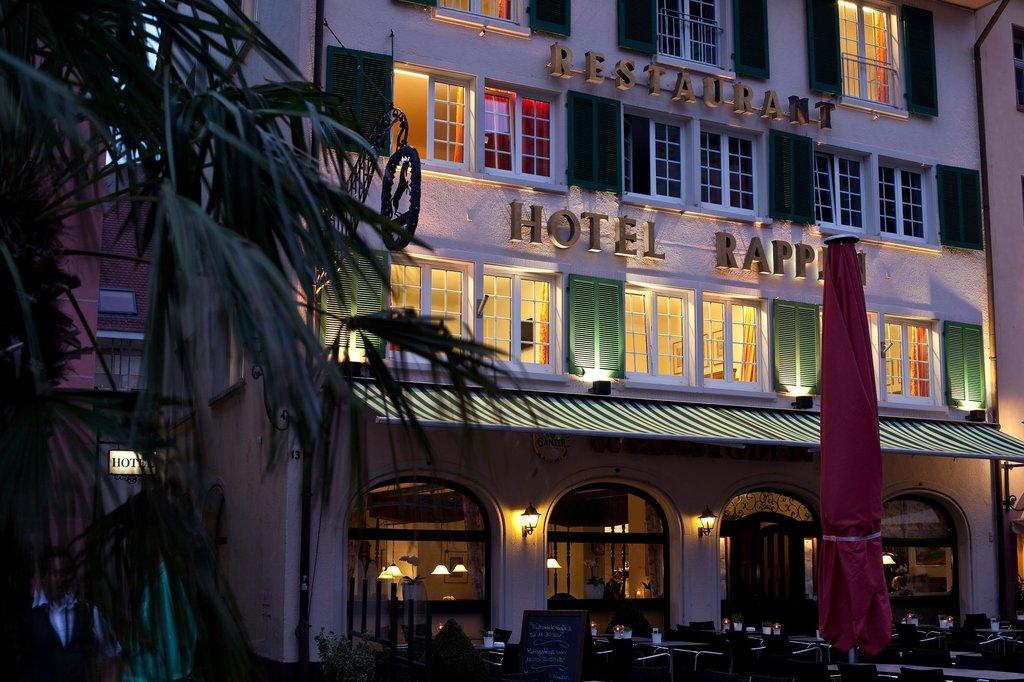 Hotel Rappen am Muensterplatz