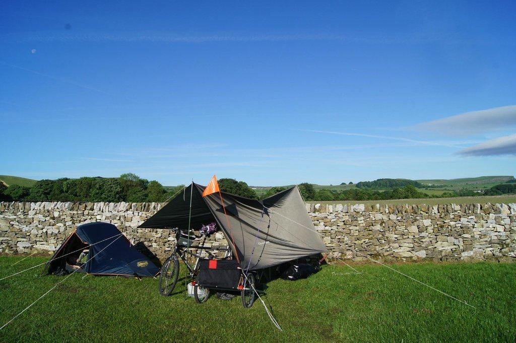 Shallow Grange Farm Campsite