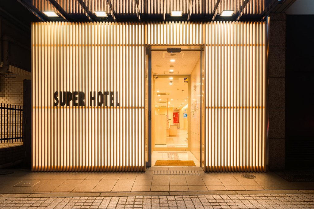 ‪Super Hotel Osaka Tennoji‬