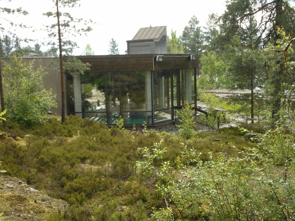 Hotelli Mesikammen