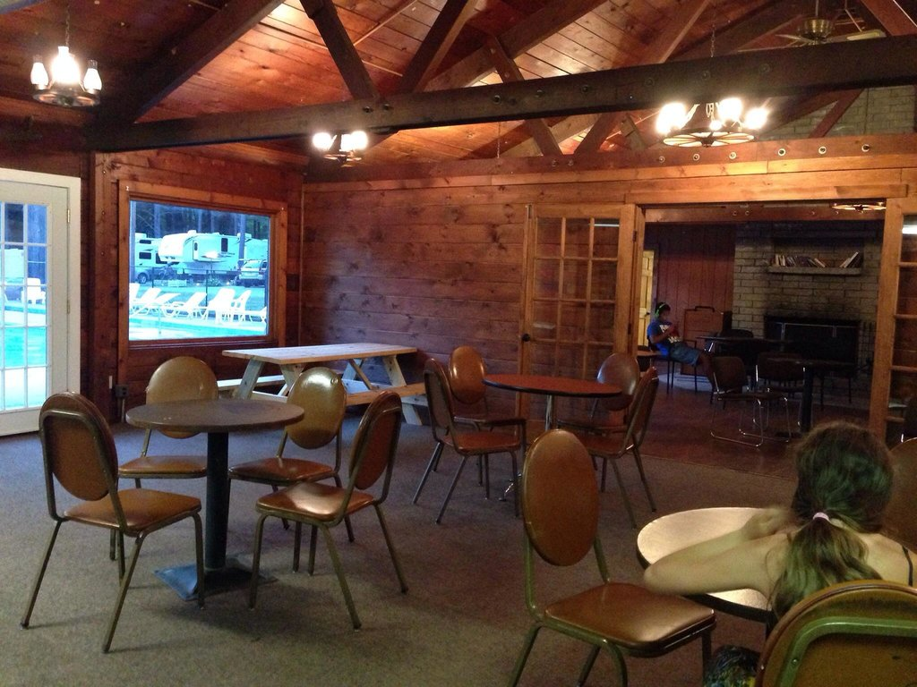 NASCAR RV Resort at Adirondack Gateway