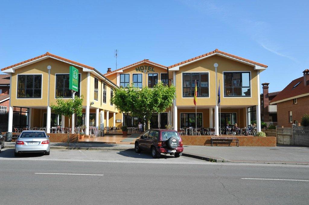 Hotel - Restaurante Piedras