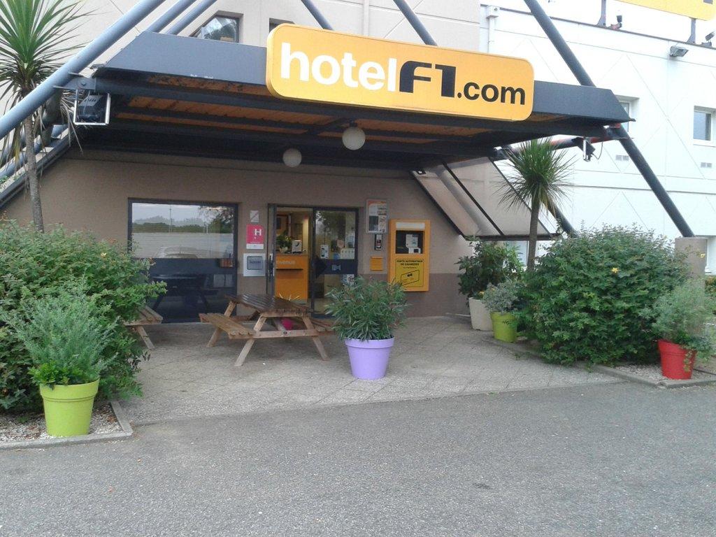 hotelF1 Nantes Sud Aeroport Bouguenais