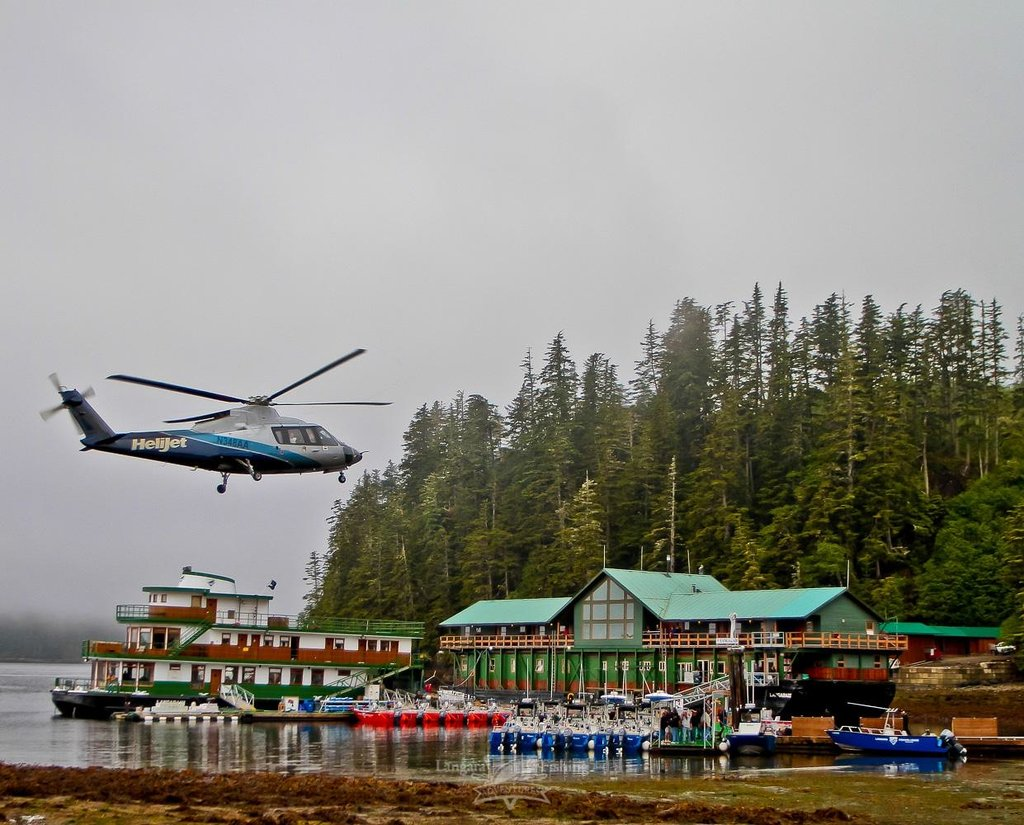 Langara Fishing Lodge