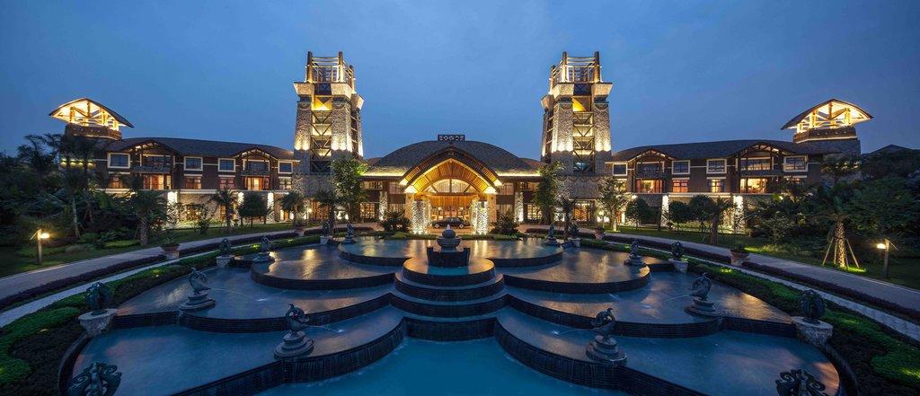 Emeishan JZ Woolala Hotel