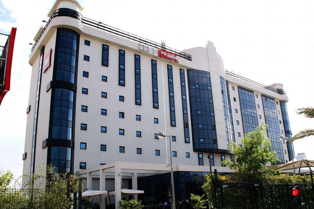 宜必思阿爾及爾機場飯店