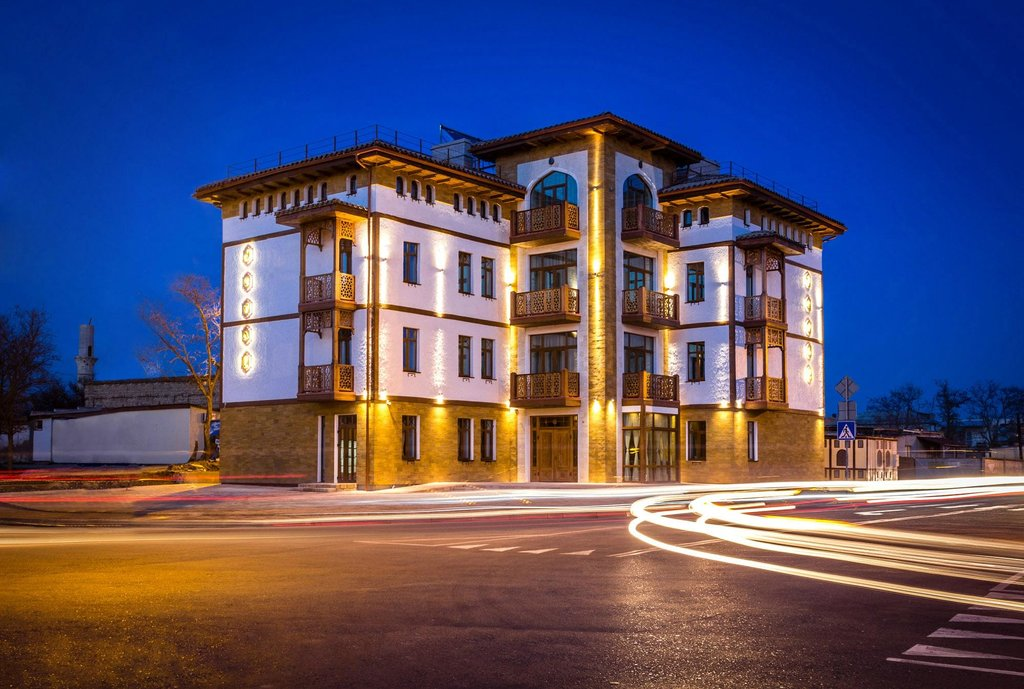 Ethno Hotel Jeval