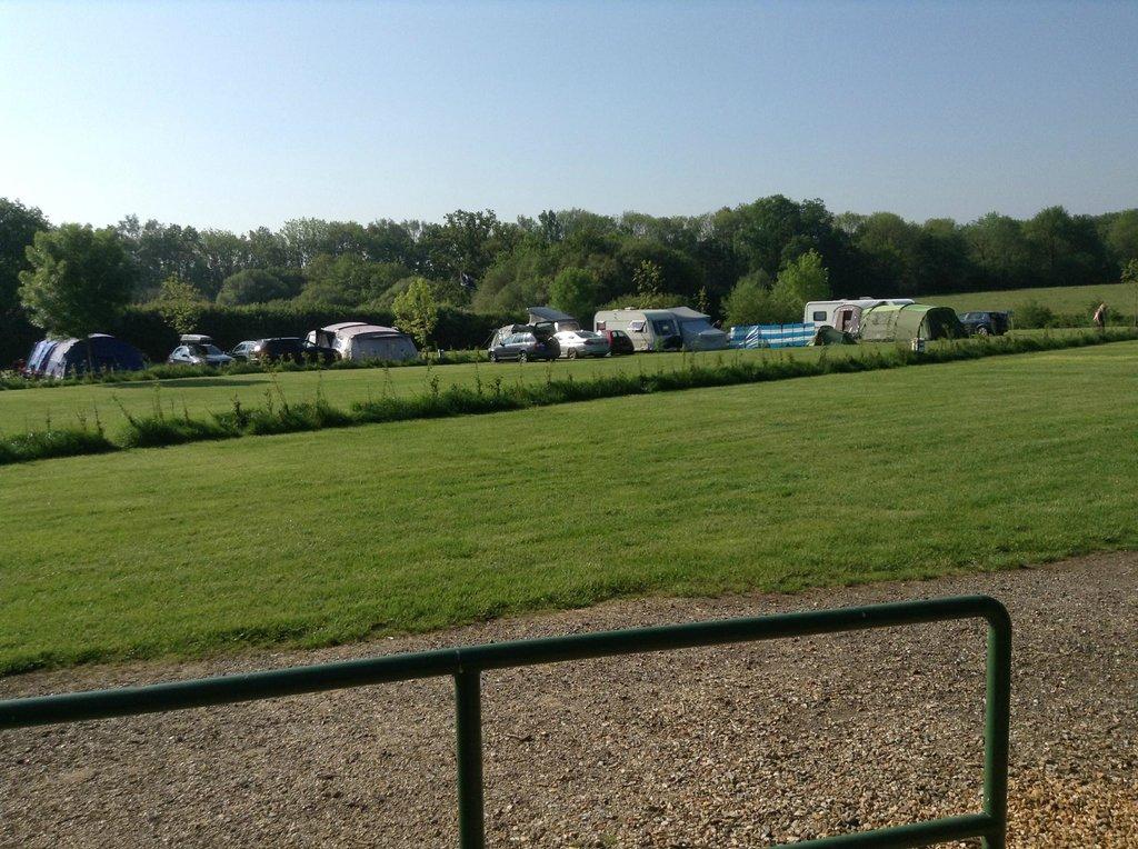 Hill Cottage Farm Camping & Caravan Park