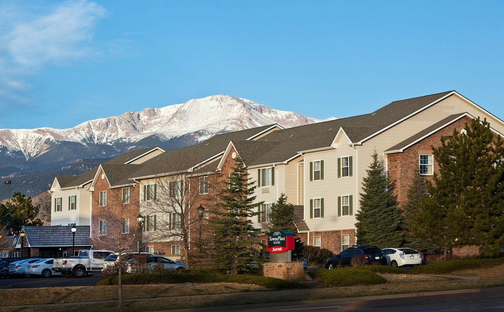 TownePlace Suites Colorado Springs - Garden of the Gods