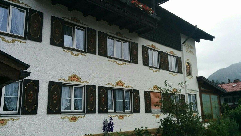 Hotel Garni Alpenruhe