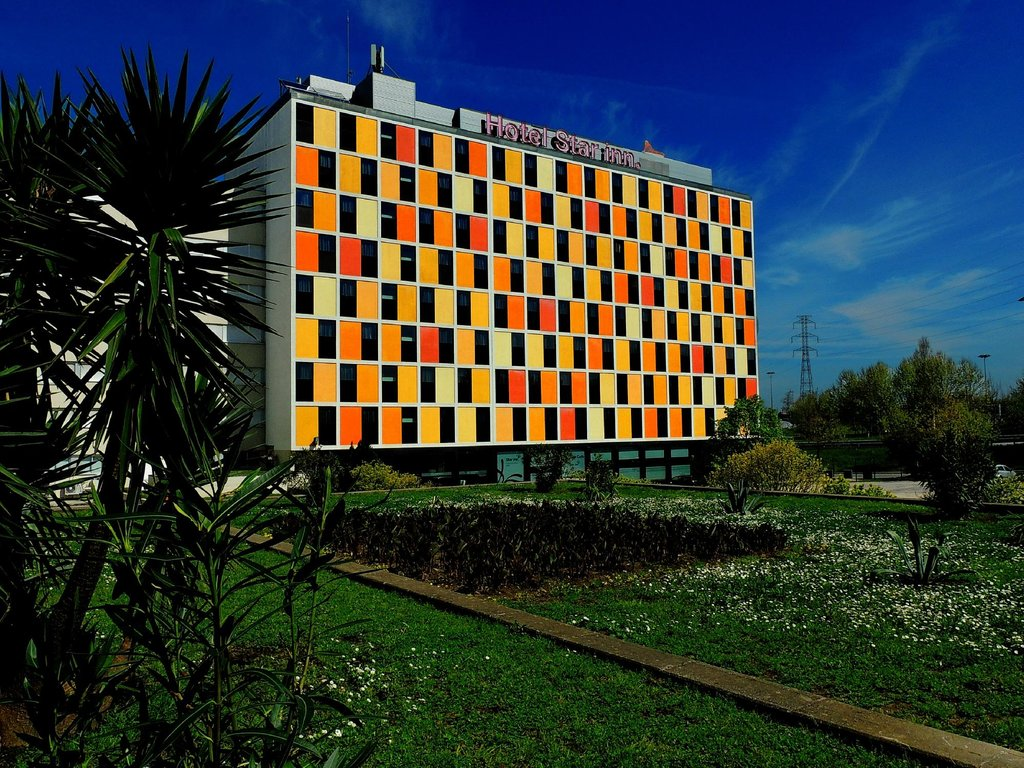 Star Inn Porto Smart Choice Hotel