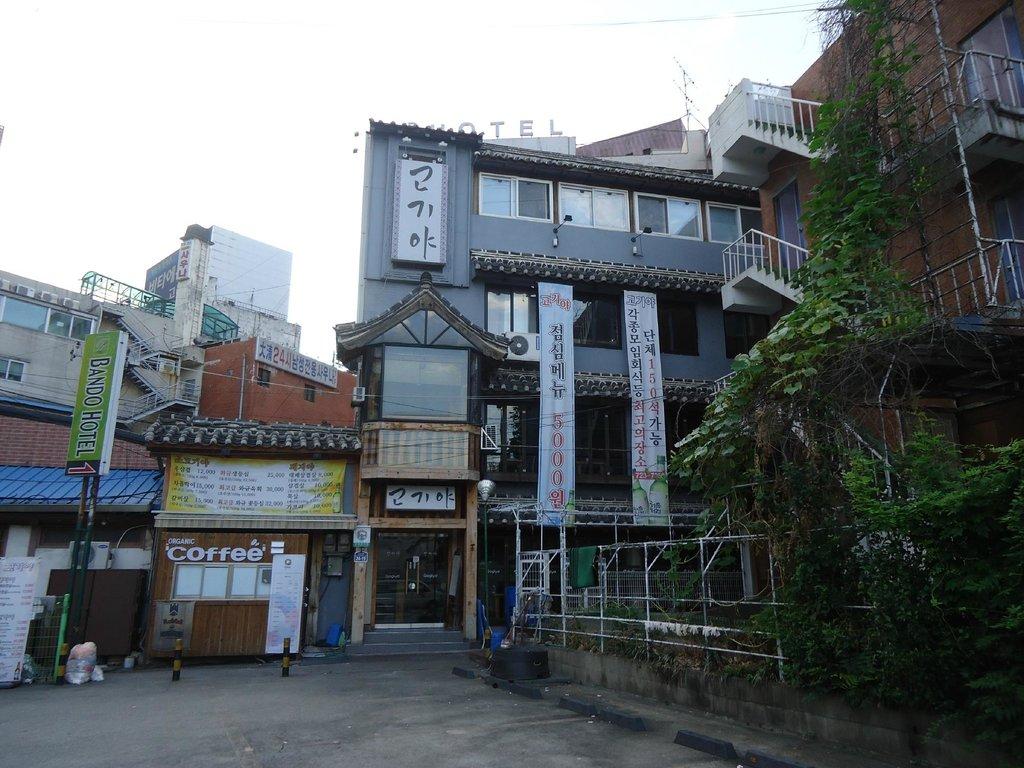 Bando Hotel
