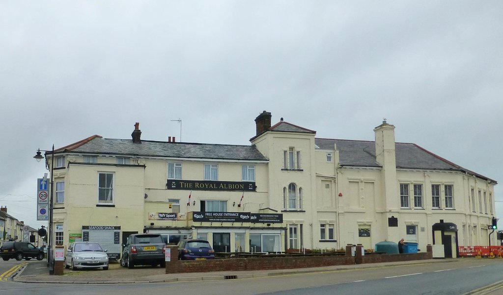 The Royal Albion Public House