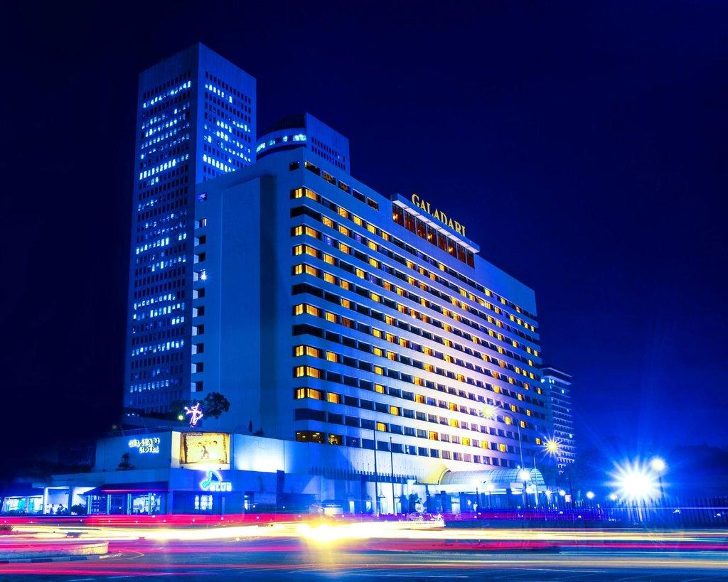 갈라다리 호텔