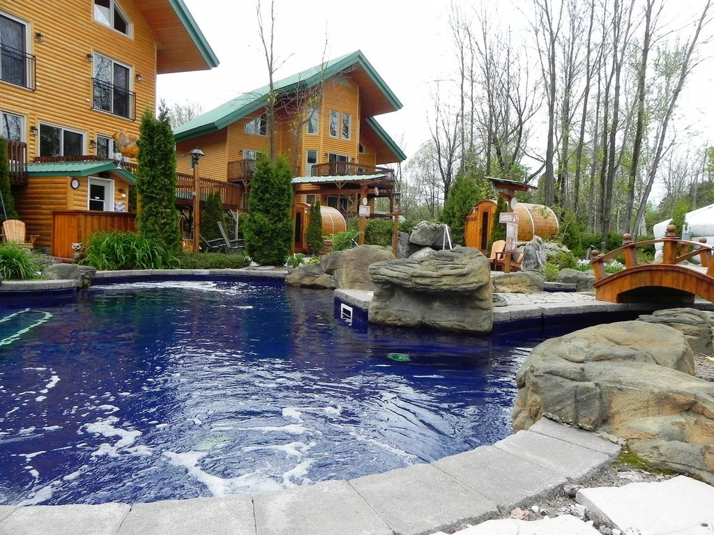 Chalets & Spa Lac Saint-Jean