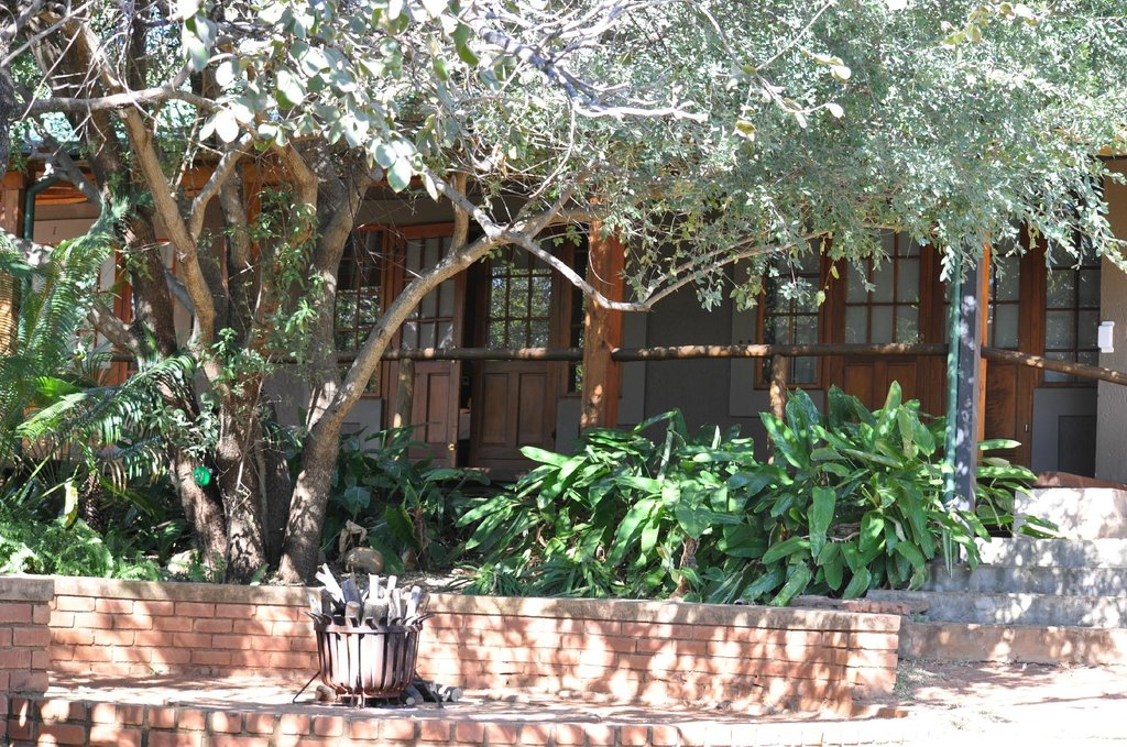 Bush Lodge at The Elephant Sanctuary Hartebeespoort Dam