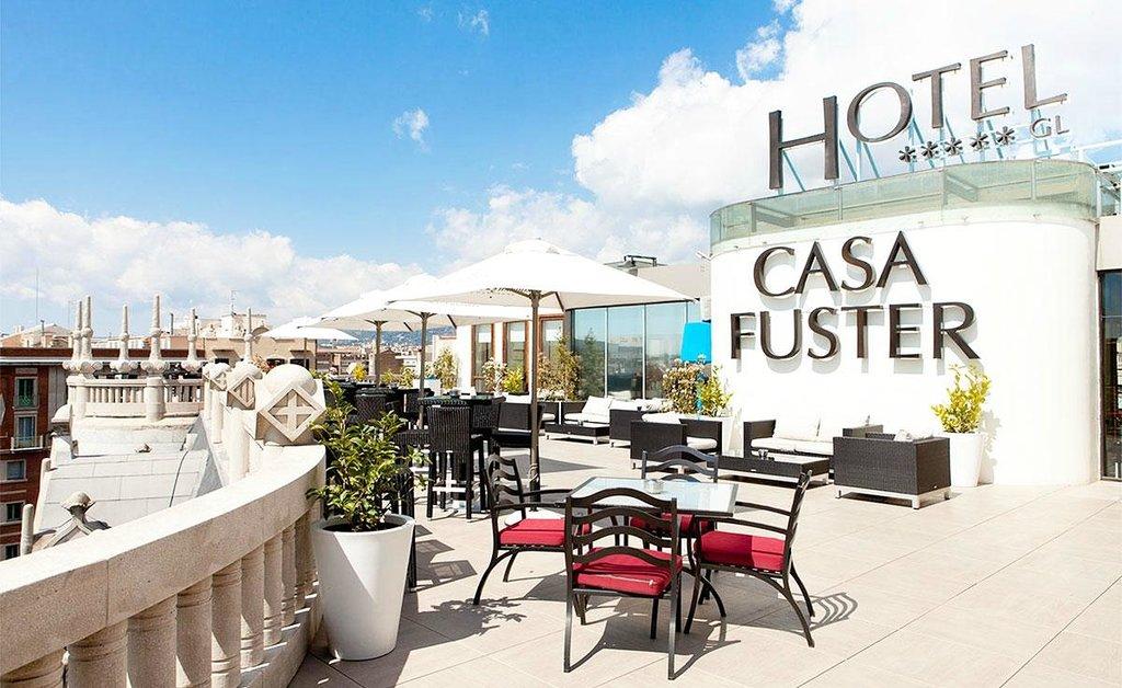 Casa Fuster Hotel