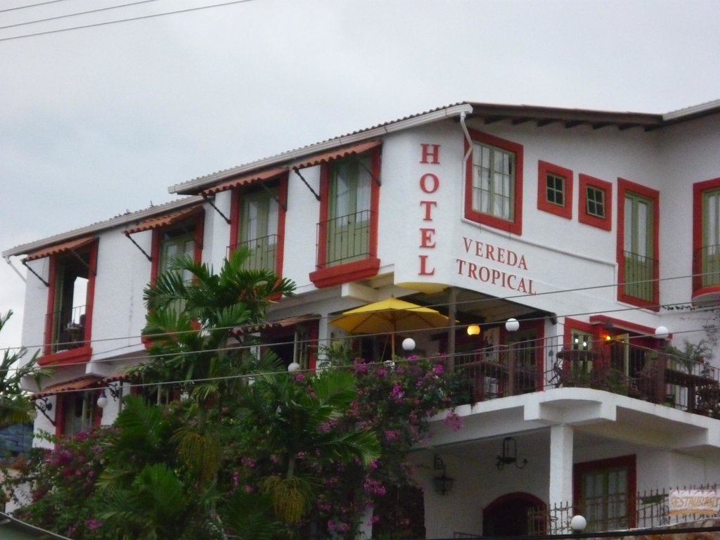 Vereda Tropical Hotel