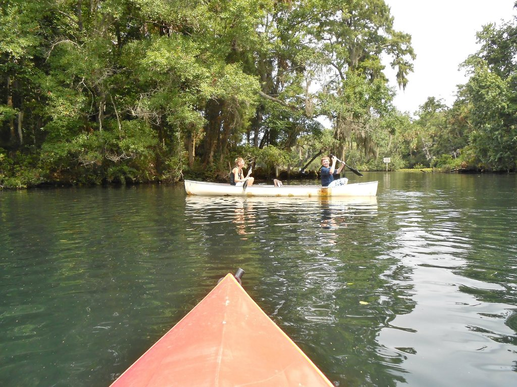Chassahowitzka River Lodge