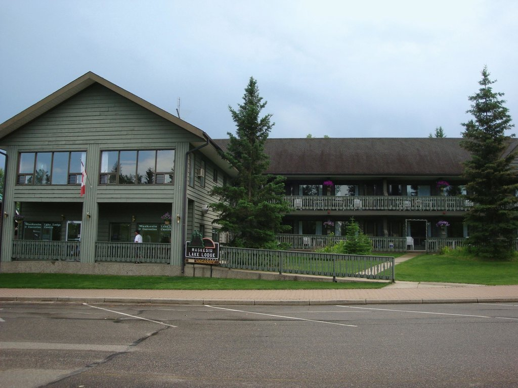 ‪Waskesiu Lake Lodge‬