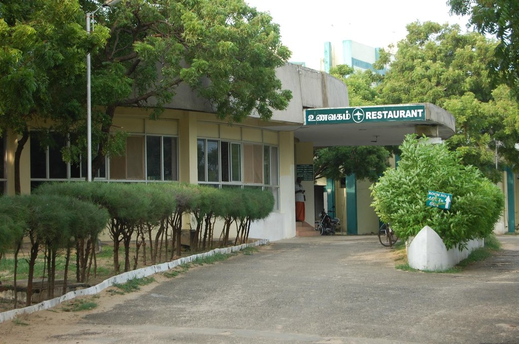 TTDC Tamil Nadu Hotel