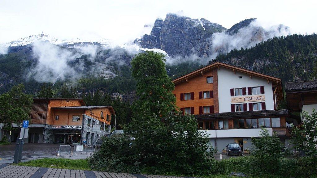 Hotel Ermitage Kandersteg