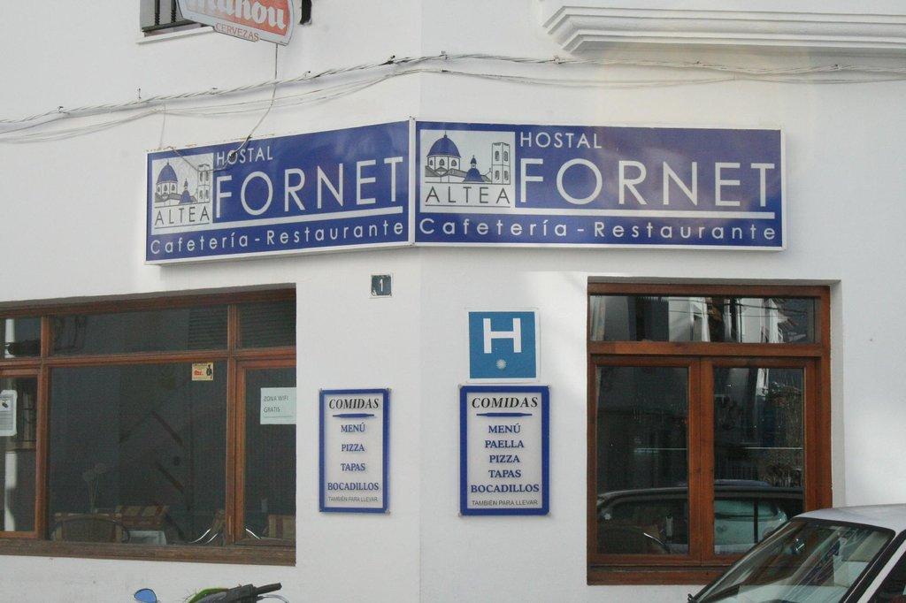 Hostal Fornet