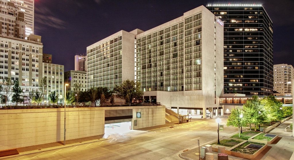Hyatt Regency Tulsa
