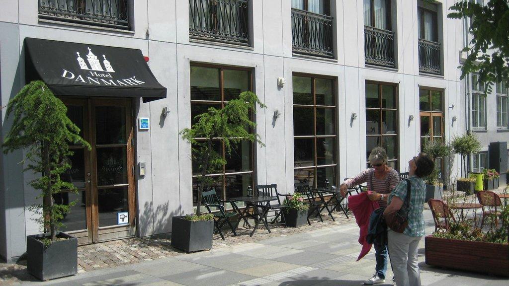 Hotel Danmark - TEMPORARILY CLOSED