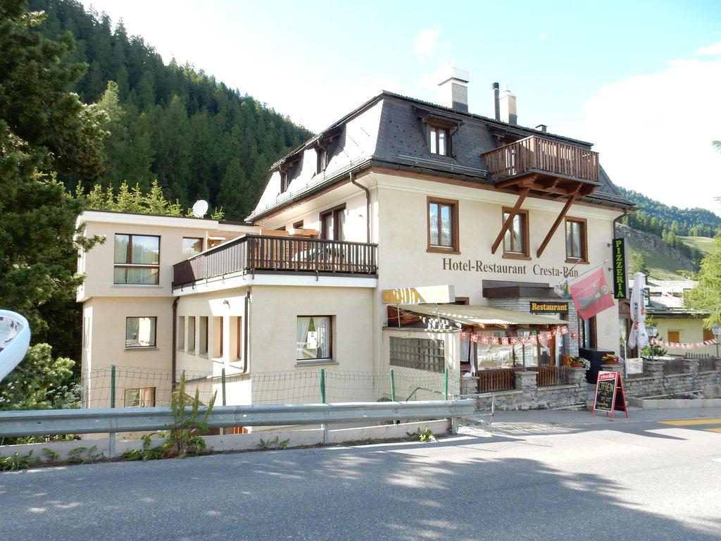 Hotel-Restaurant Cresta-Run