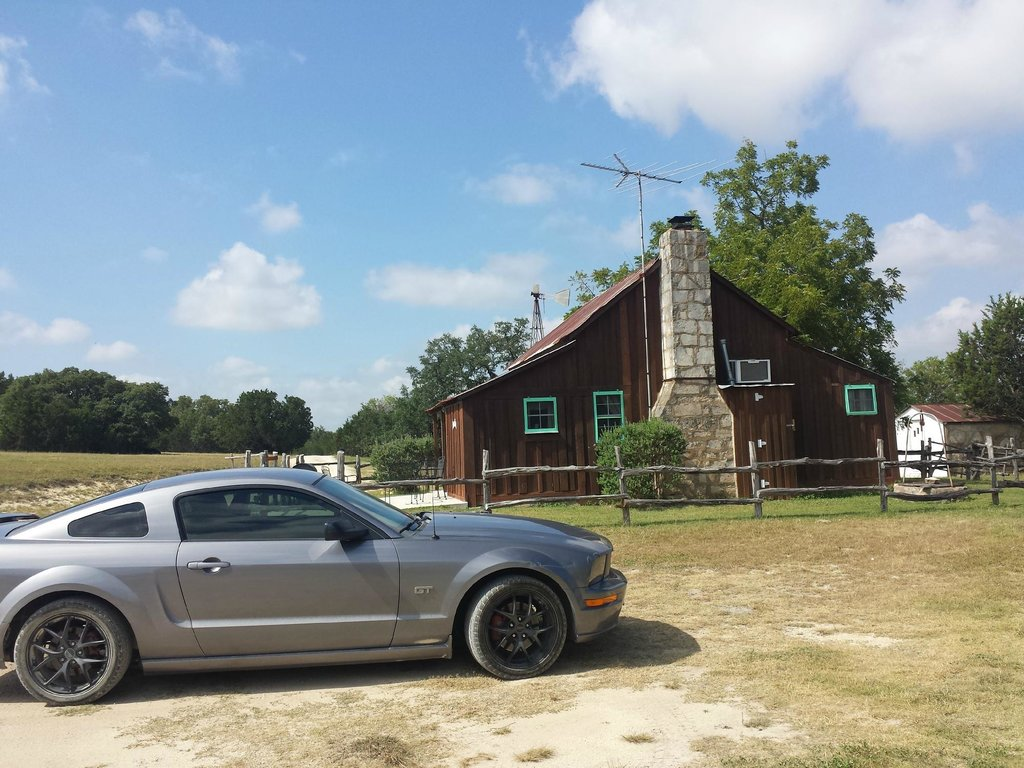 Country Cabins B&B