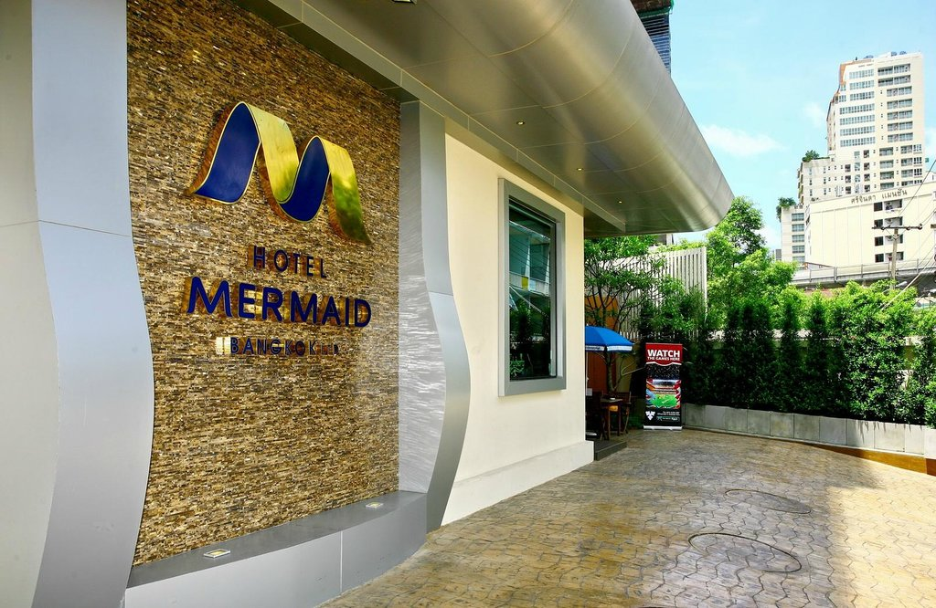 ‪Hotel Mermaid Bangkok‬