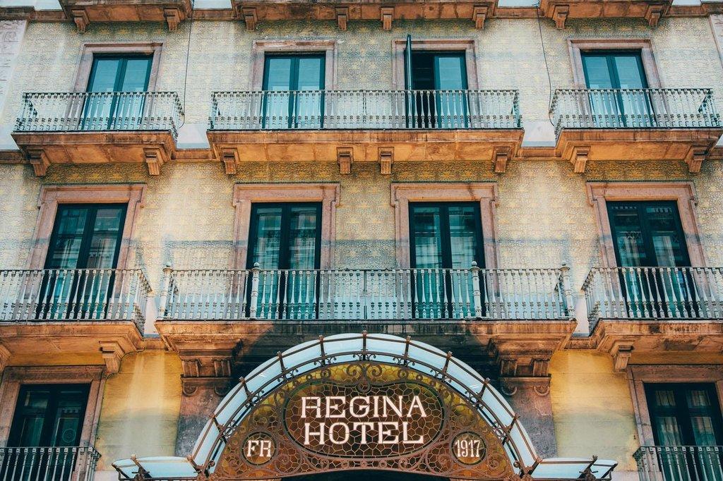 ホテル レジーナ バルセロナ