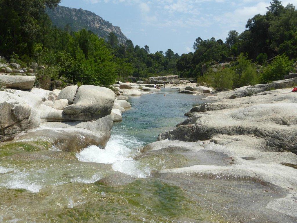 Tripadvisor, les piscines naturelles de la vallée du Cavu