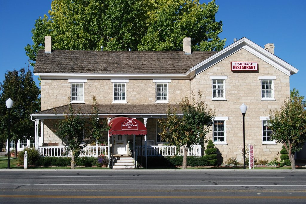 Historic Manti House Inn