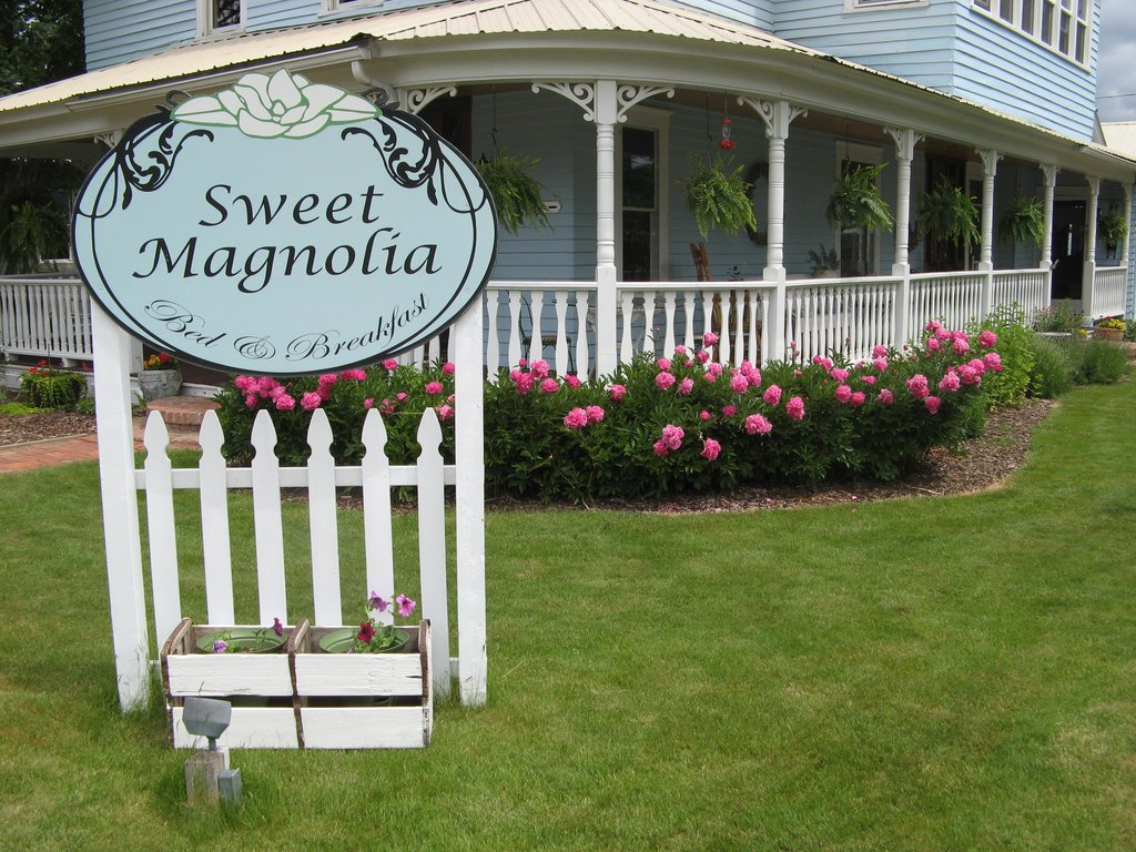 ‪Sweet Magnolia Bed and Breakfast‬