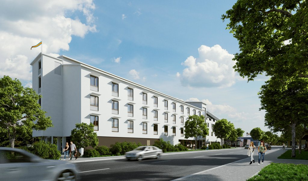Hotel Pommern