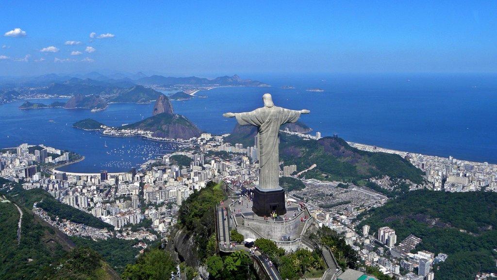 巴西人口2021总人口_巴西地形人口分布图