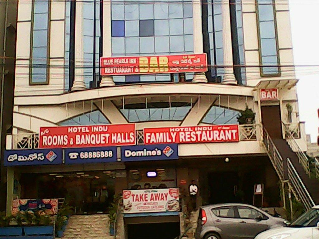 Hotel Indu Pearls Inn