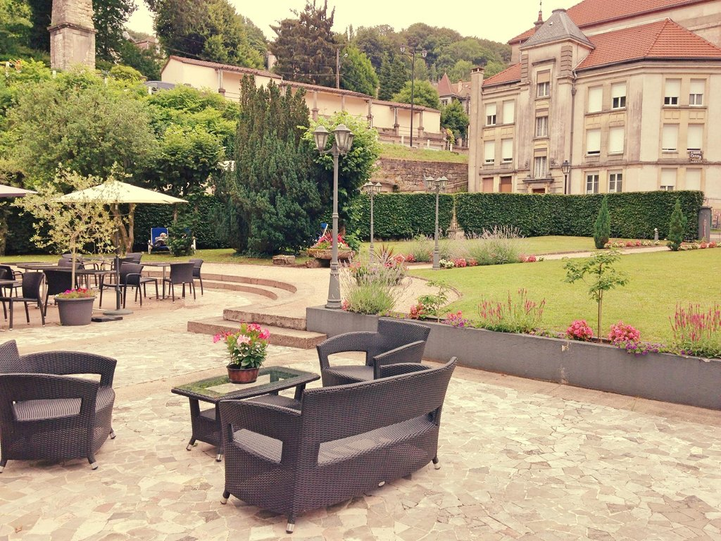 Grand Hotel Plombieres Les Bains