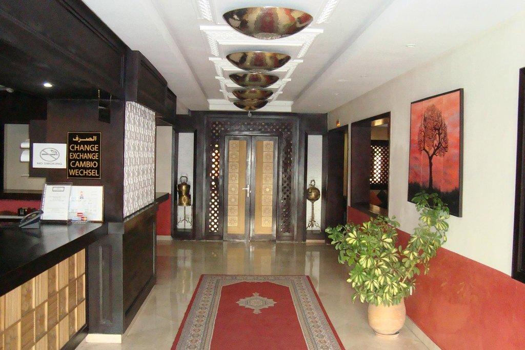 New Farah Hotel