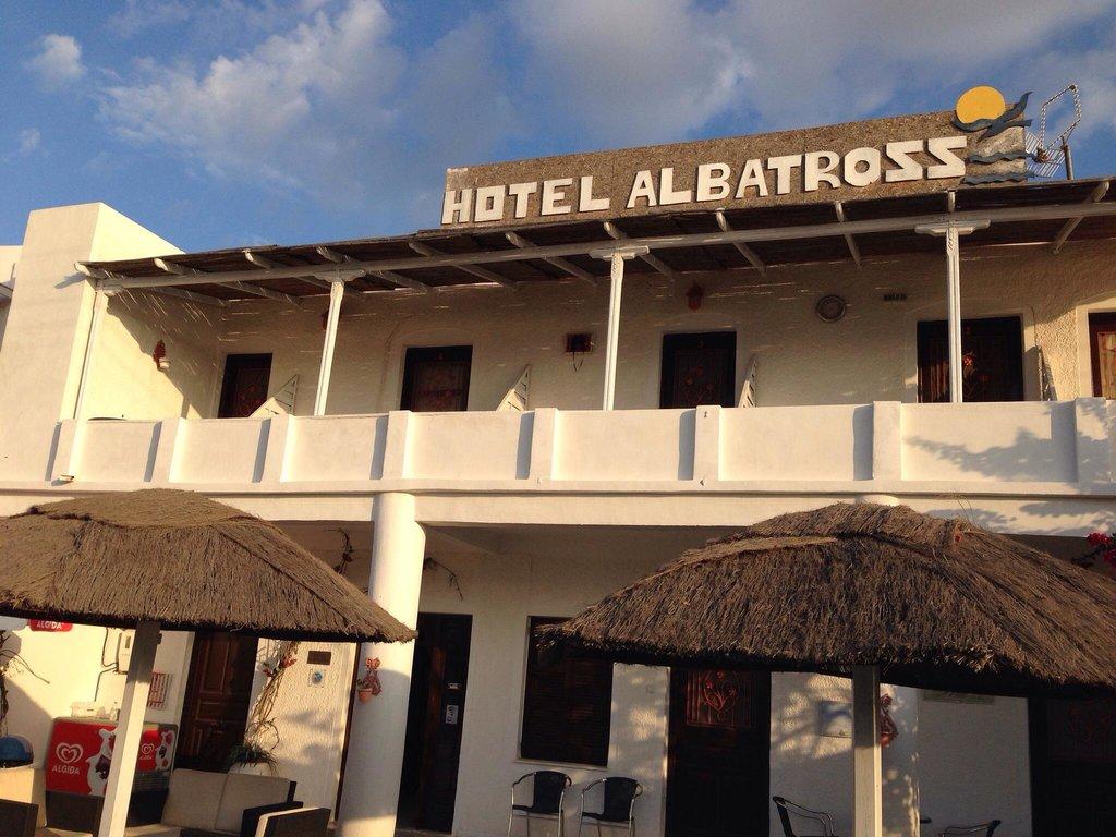 アルバトロス ホテル